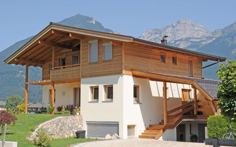 Rivestimento Esterno In Legno Per Case : Rivestimento case in legno verona