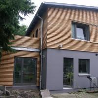 Rivestimento case in legno